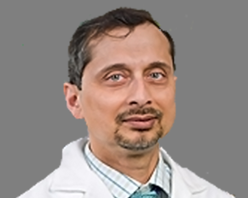 Pranshu Sharma, MD Medical Director of Diagnostic Imaging Services