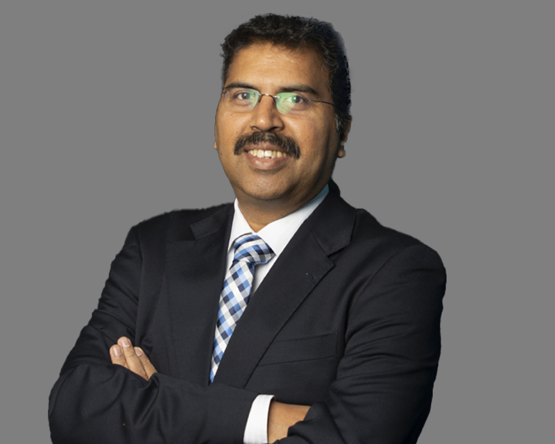 Om SinghCorporate VP - Finance